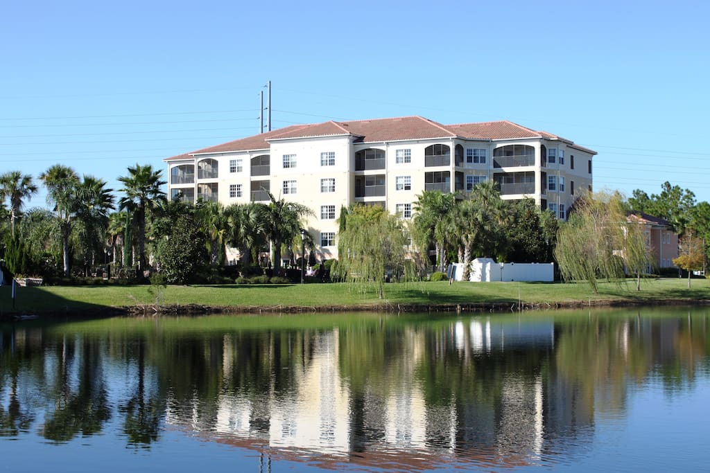 3 bedroom luxury condo 1 mile to disney 2 - 3 bedroom resorts in orlando florida ...