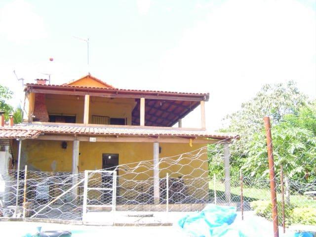 CHÁCARA DE ALUGUEL\BARRAGEM\CAJURÚ  - São Francisco - Casa