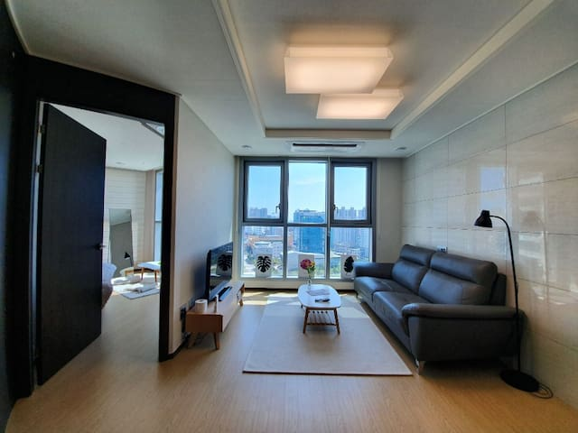 [Central of Busan] Nice view - Lilly House #1