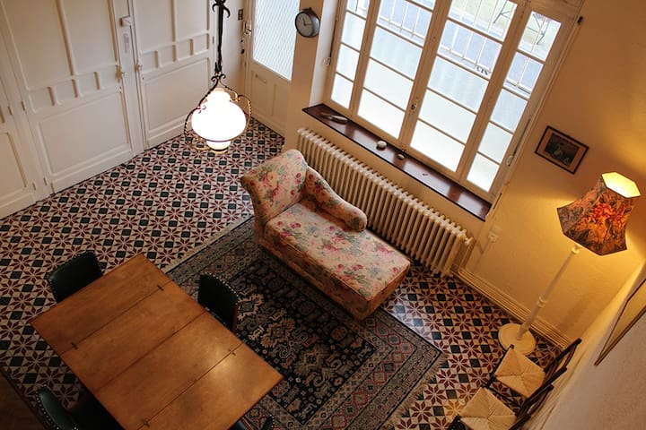 Joli loft cosy très calme - Carcassonne