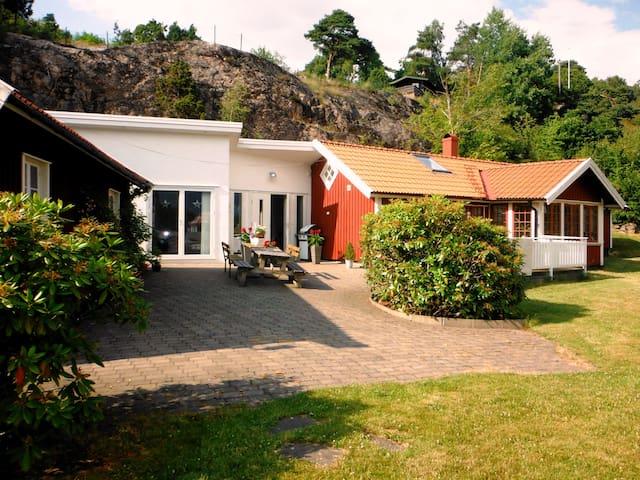 Lovely beach house in Bohuslän, Västra Götaland - Herrestad - Haus