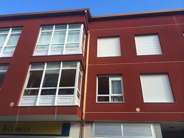 Encantador apartamento en Carnota. Costa da Morte - Carnota - Byt