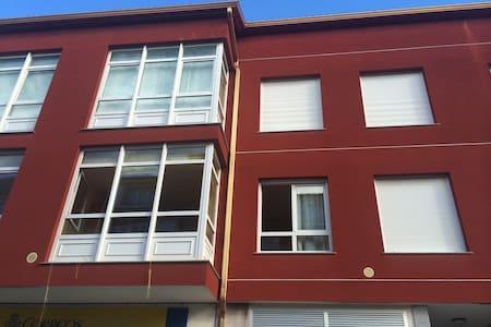 Encantador apartamento en Carnota. Costa da Morte - Carnota - Leilighet