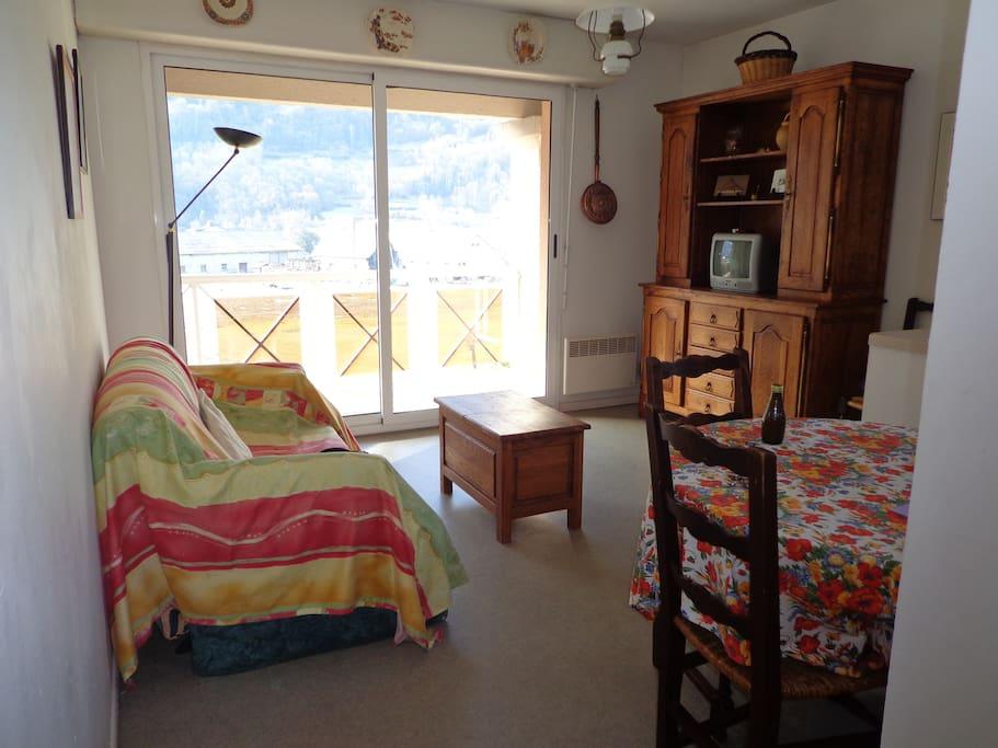 Apartment in luz saint sauveur apartamentos para alugar em luz saint sauveur midi pirineus - Apartamentos luz saint sauveur ...