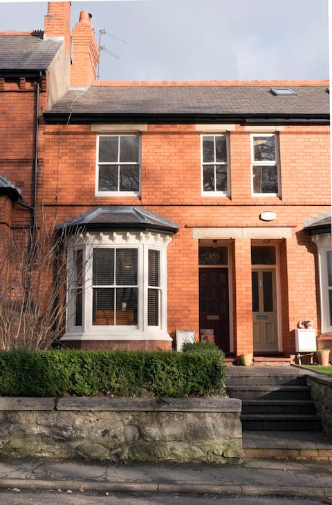 Period Townhouse in Oswestry