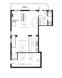 Hideaway On The Hill - Private & Peaceful - Beaumont - Hus