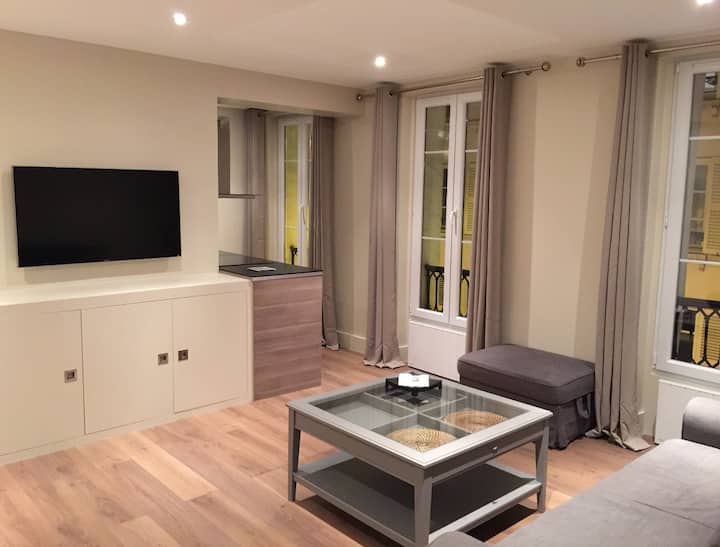 Appartement de 51 m2 Paris 9 ème arrondissement