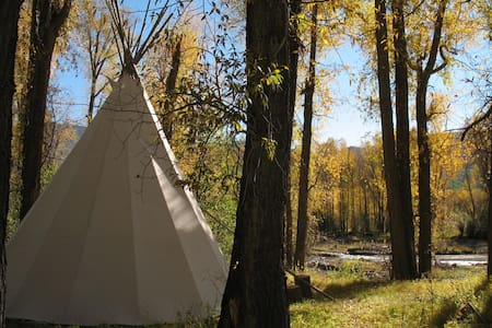 Wilderness B&B - Tipi with Double - Pagosa Springs