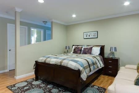 Tri-Valley private clean & quiet comfort