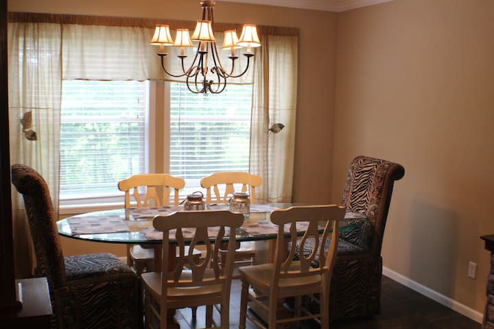 Functional Dining Area