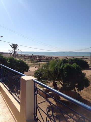 Surf guest house at Taghazout - Agadir-Ida-Ou Tanane Province