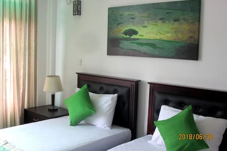 Twin Villa 22, Deluxe Twin Room