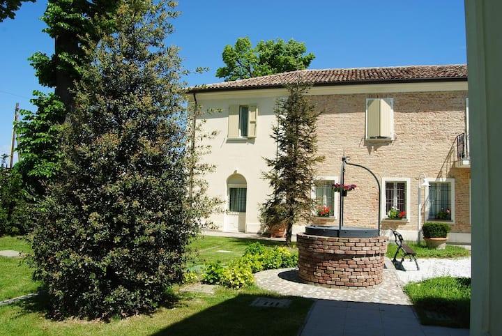 Relais Villa Roncuzzi - Junior Suite 3