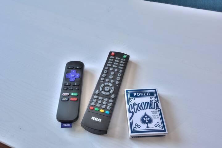 Entertainment Roku TV