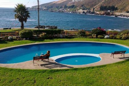 Hermoso depto Cochoa, cerca Reñaca - Vinya del Mar