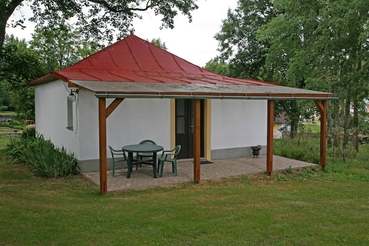 Prázdninový dům u zámku Jindřichovice