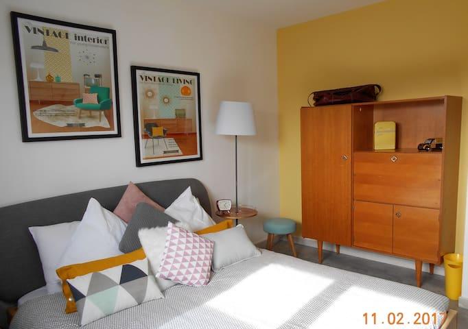 La chambre Vintage