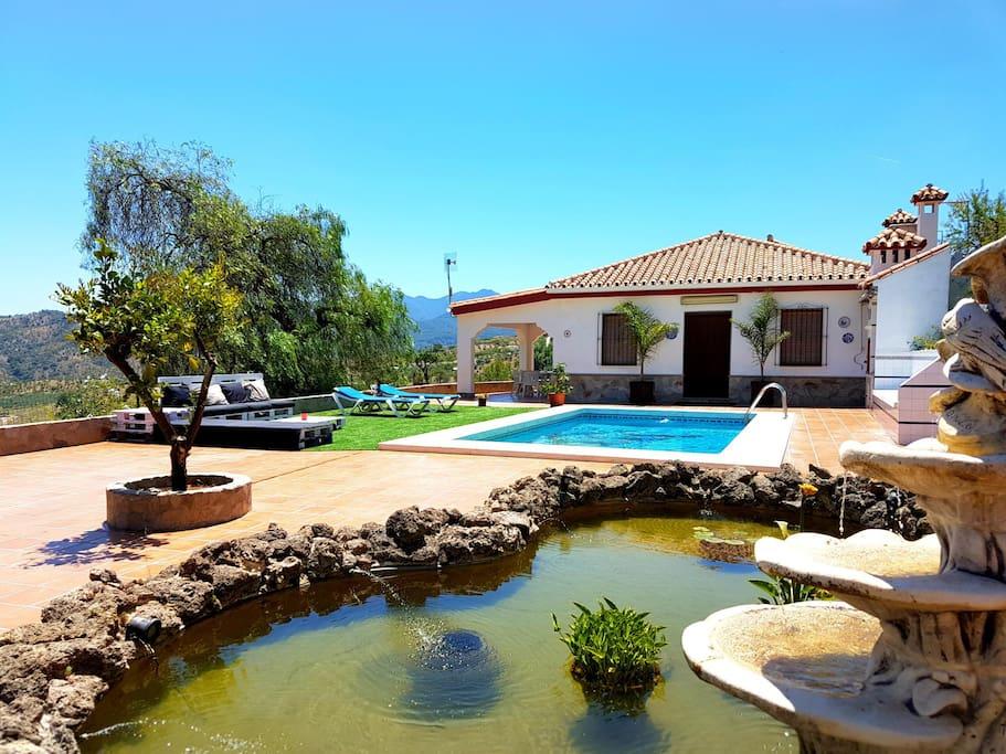 Villa Avec Piscine Priv E Pr S De Marbella Villas