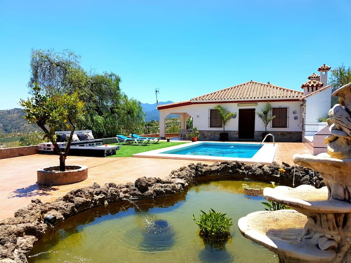 Villa with private pool near Marbella