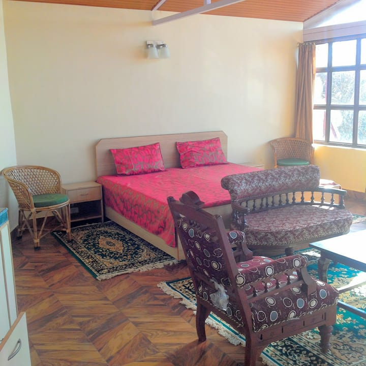 Studio Apartment- Doon Valley View