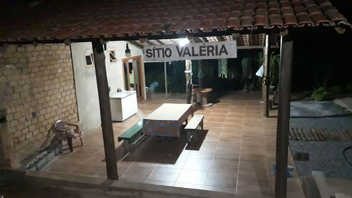 Sitio Valéria.6 km de Catas.10km de Santa Barbara.