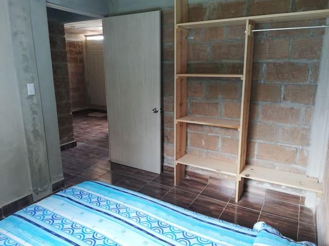 DEPARTAMENTO SUPER BIEN UBICADO Y CON TRANSPORTES