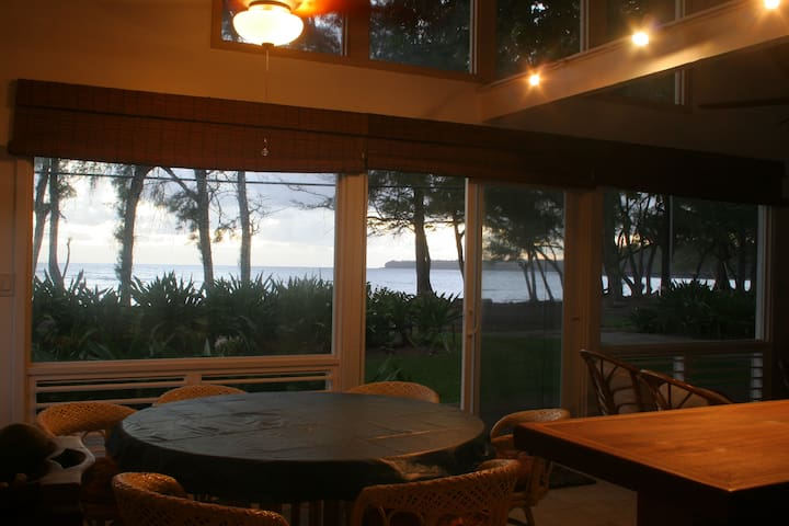 Ha'ena Beach House - Hanalei - Ház