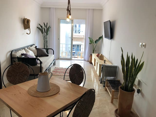 BRAND NEW AND  COOL STYLE APPARTMENT IN ESSAUIRA