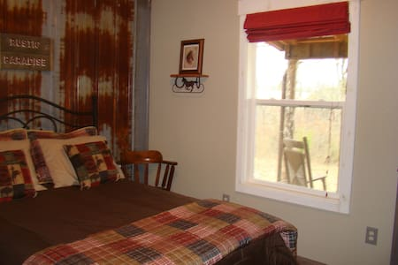 Rocky Creek Cottage    - Maryville - Casa