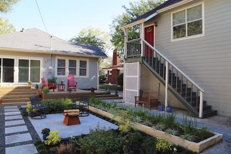 Sunny Eastwood Apartment - 2 Miles to Downtown HOU