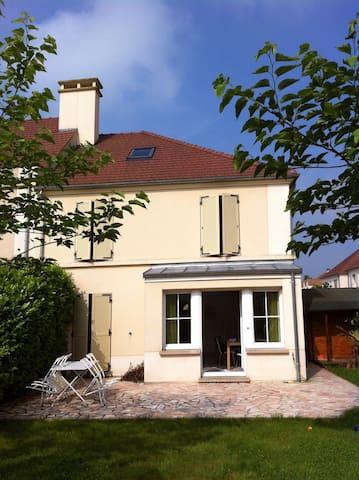 Maison avec Jardin proche Disney et Paris