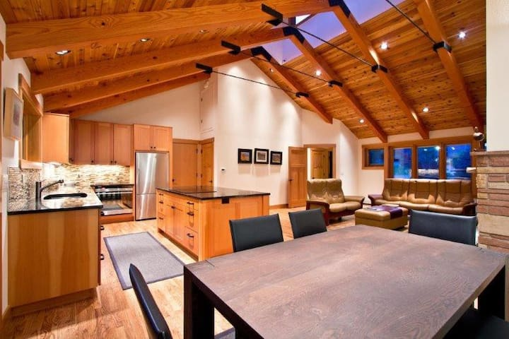 A two bedroom modern retreat   - Boulder - House