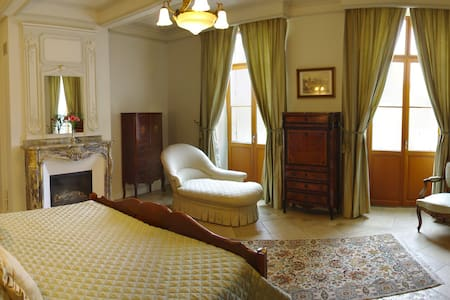 Luxury Suite in B&B in Limoux - Limoux