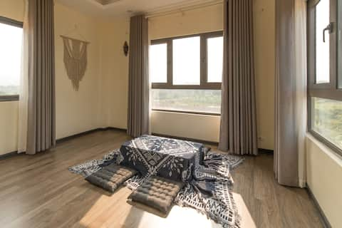 Tribal Drawing-room Great For Quiet Getaway@VNVECT