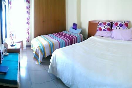Triple room ,near Uni Politécnica - Alboraia