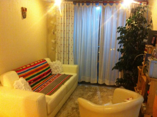 El espacio que necesitas en Rancagua - Rancagua - Appartement