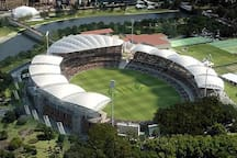 Our fantastic Adelaide Oval