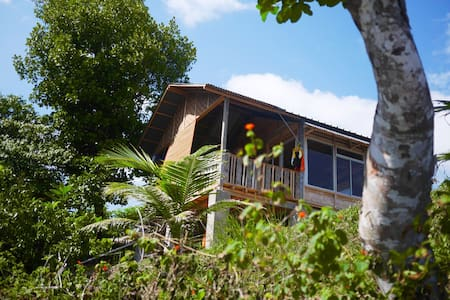 Pretty Bay View Home on Weh Island - House
