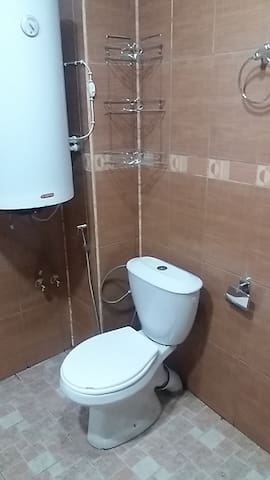Prived Room in the house for rent in Sheki.