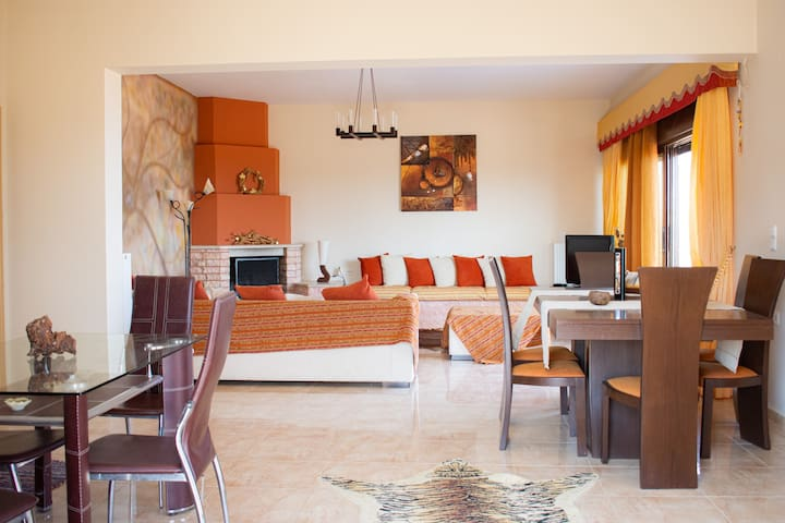 [Best Price]Four seasons Villa Thea in countryside