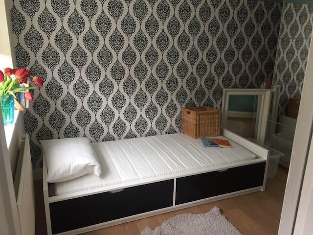 Big room & single bed free parking! - Twickenham - Apartment