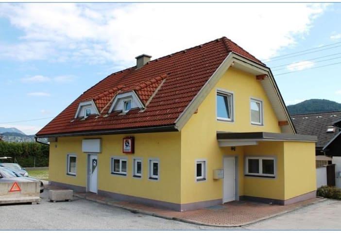30m2 Appartment mit Küche und Bad - Feldkirchen in Kärnten - Huis