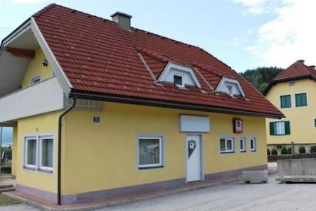 vollmöbelierte 55m² Wohnung - WLAN - Feldkirchen in Kärnten - Rumah