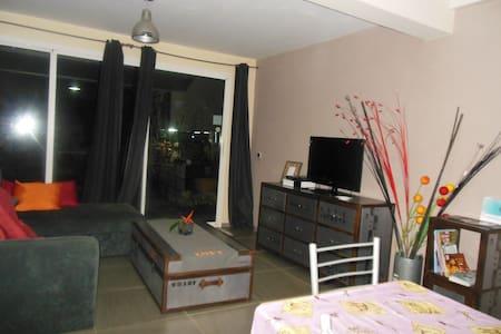 Appartement meublé de tourisme - Païta - Apartemen