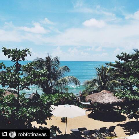 Beach Side Hotel in Arugam bay - Arugam Bay - 家庭式旅館