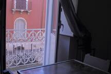 il balcone di Jonathan