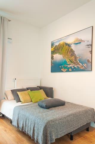 Apartment Kasprzaka