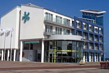 atoll-apartment meeresblick - Helgoland