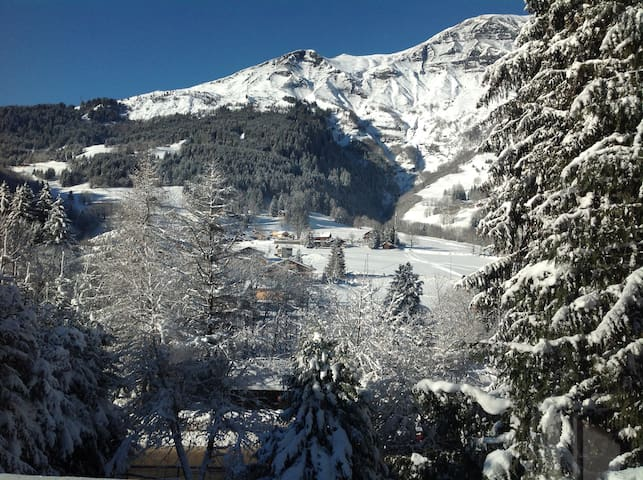 Splendid Chalet in the French Alps - Les Contamines-Montjoie - Casa