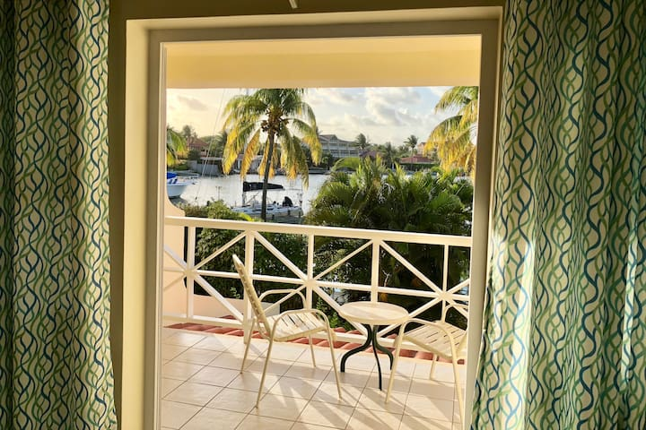 Bay View Townhouse in Rodney Bay Village
